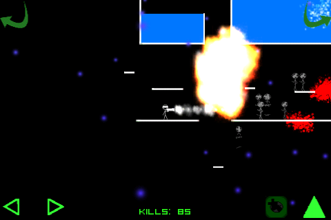 Screenshot R.O.F.F.L.E. LITE – Blazingly Destructive!!