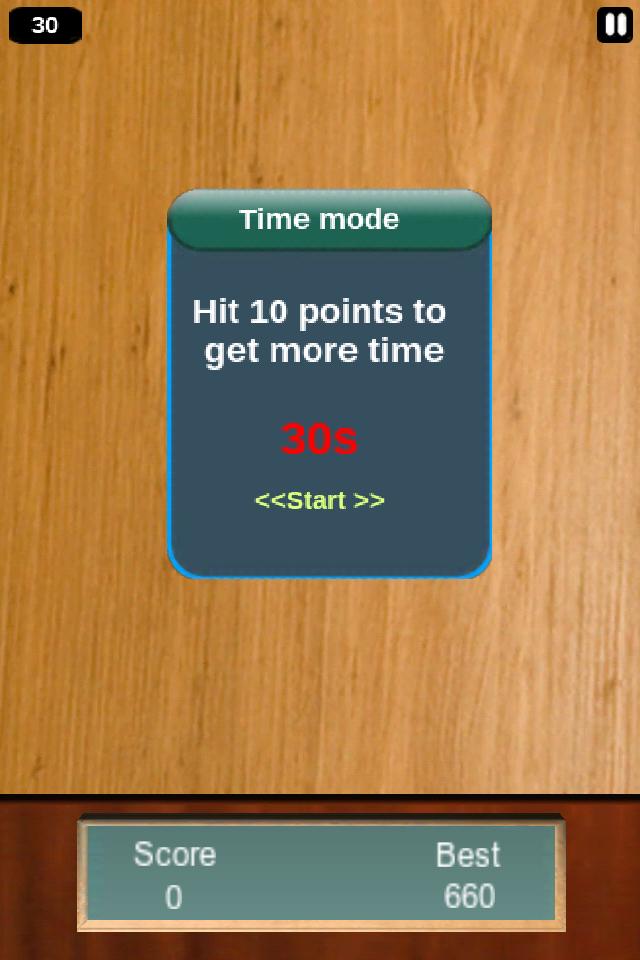 Screenshot Darts 3d !